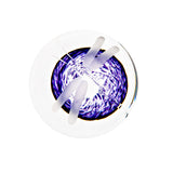 The Irish Handmade Glass Company: Wild Heather Handcooler / Paperweight - Hibernian Gifts