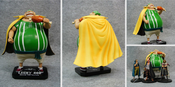 One Piece Model Palace DTFUN-001 Lucky Roo Resin Statue