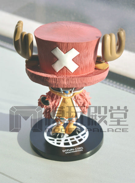 One Piece Model Palace DTFUN-C001 Cos Chopper Resin Statue (Set of 2)