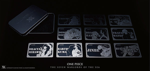 One Piece High Quality Collectible/Display Cards