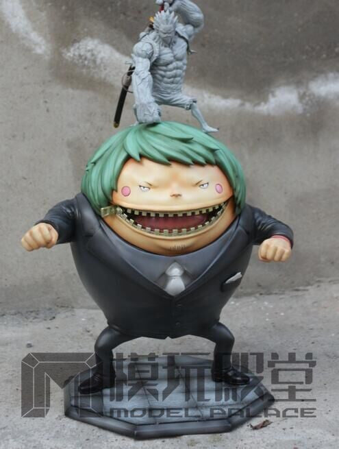 One Piece Model Palace DTALL-002 CP9 Fukuro Resin Statue