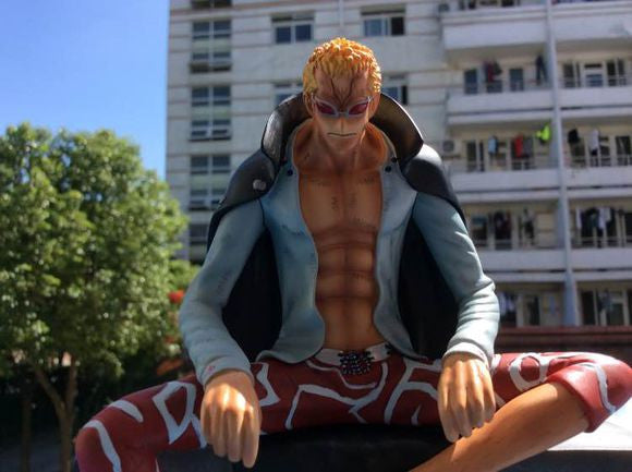 One Piece Boutique Toys Donquixote Doflamingo Resin Statue