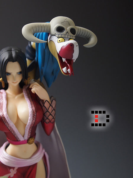 One Piece AD A019 P.O.P Boa Hancock Salome Accessory v2.0