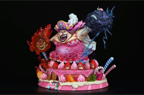 [PO] One Piece BP Studio Big Mom Charlotte Linlin Resin Statue