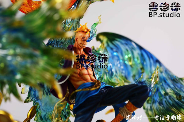 [Back Order] One Piece - BP Studio - Marco The Phoenix Resin Statue
