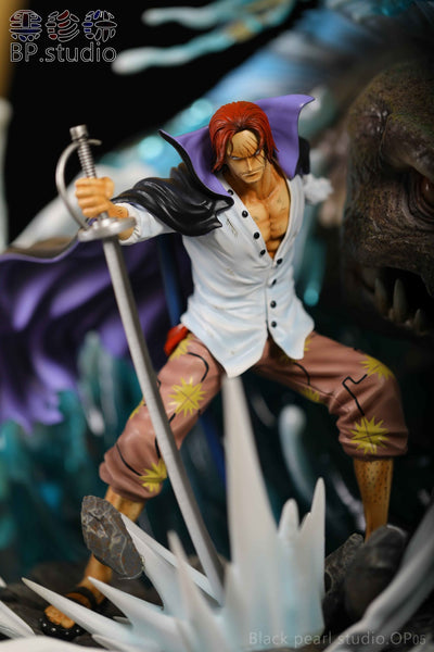 [PO] One Piece BP Studio OP05 Red Hair Shanks Version 2 Resin Statue