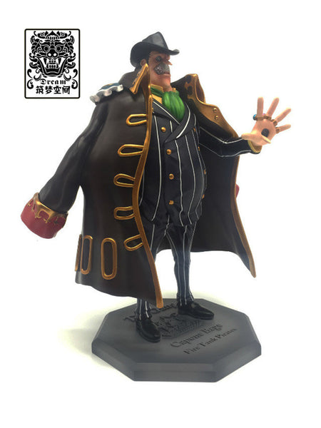 One Piece Dream Studio SP-06 Capone Bege Resin Statue