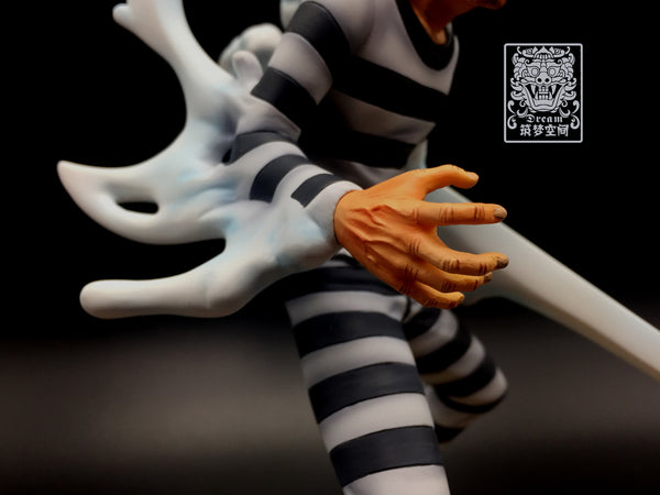 One Piece Dream Studio SP-004 Mr 3 Galdino Impel Down Ver. Resin Statue