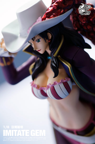[Back Order] One Piece - FOC Studio - 'Alvida Pirates Captain' Alvida Resin Statue