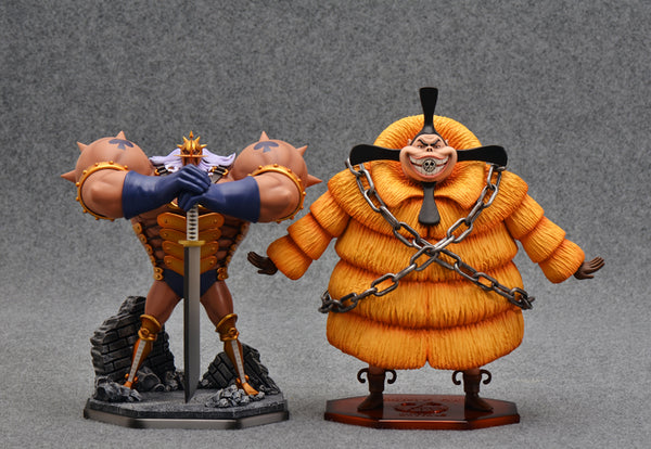 One Piece - FOC Studio - Donquixote Family Buffalo Resin Statue