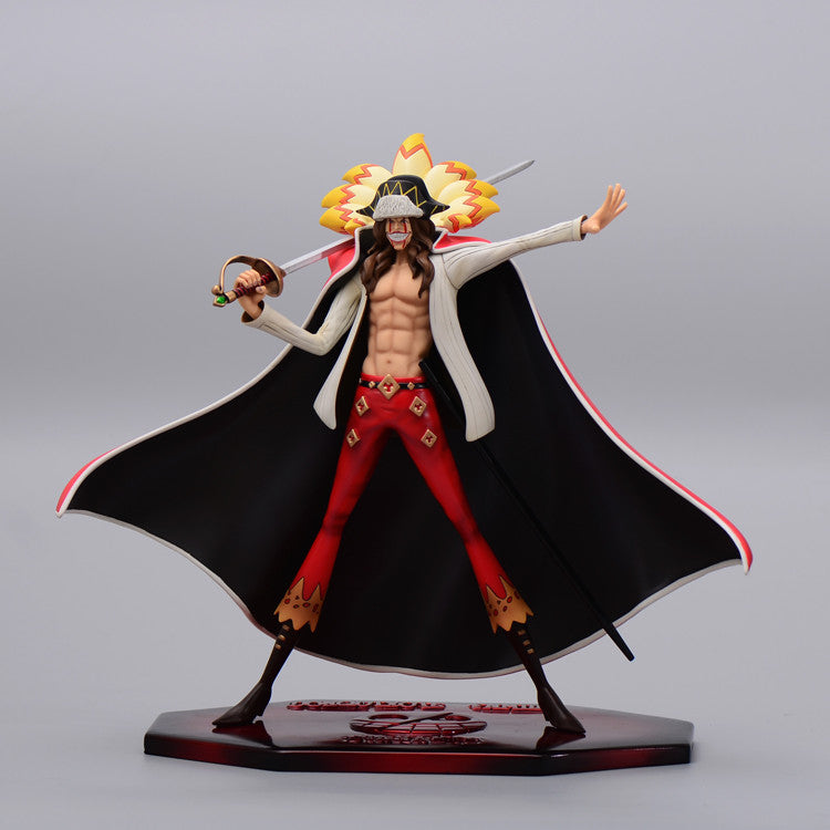 One Piece F.O.C 001 Donquixote Family Executive Diamante Resin Figure