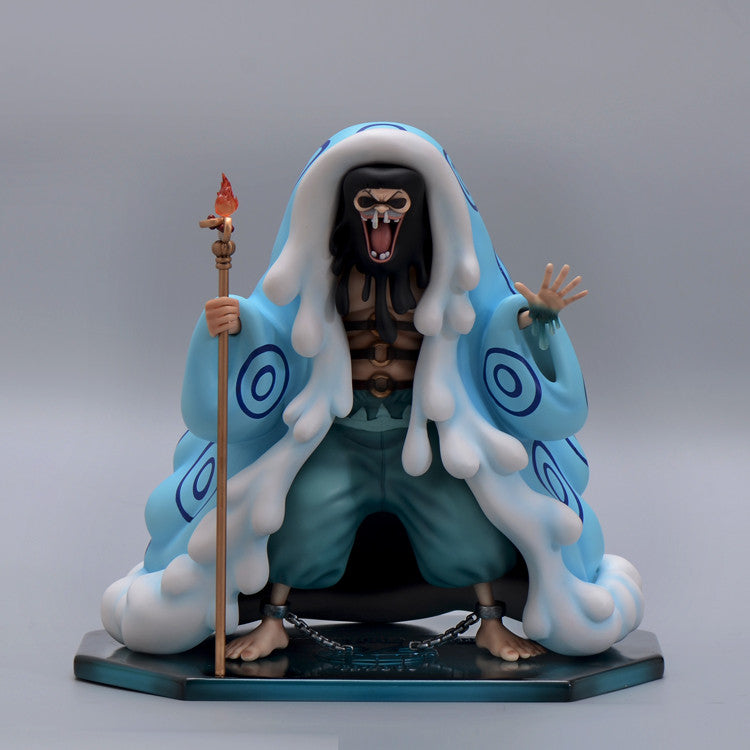 One Piece - FOC Studio - 003 Donquixote Family Executive Trebol Resin Figure