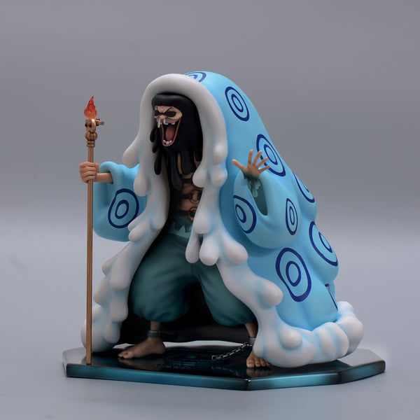 One Piece F.O.C 003 Donquixote Family Executive Trebol Resin Figure