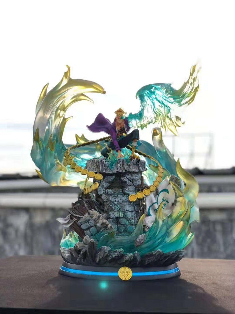 [PO] One Piece - Gene Studio - Marco the Phoenix Resin Statue