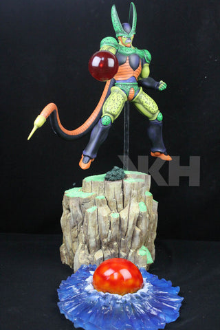 Dragon Ball VKH Cell 2nd Form Resin Statue