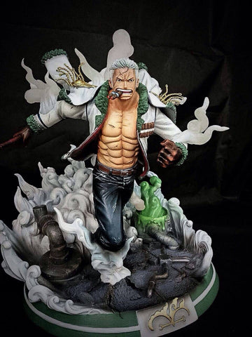 [PO] One Piece JR Studios Smoker Resin Statue