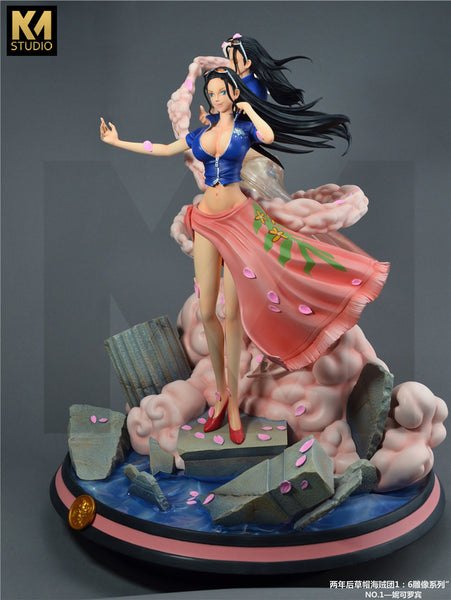 [Back Order] One Piece KM Studio 1/6 Series No. 1 Nico Robin Resin Statue
