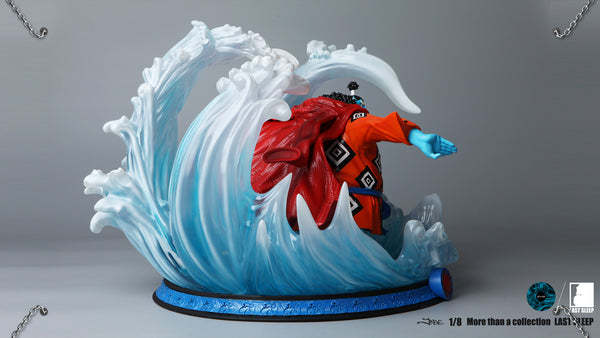 [Back Order] One Piece Last Sleep No. 1 Jinbe Resin Statue