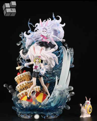 [Back Order] One Piece - MF Studio - Mink Tribe Carrot Sulong Version Resin Statue