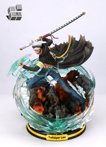 [Back Order] One Piece - MF Studio - 1/6 Trafalgar D. Water Law Resin Statue