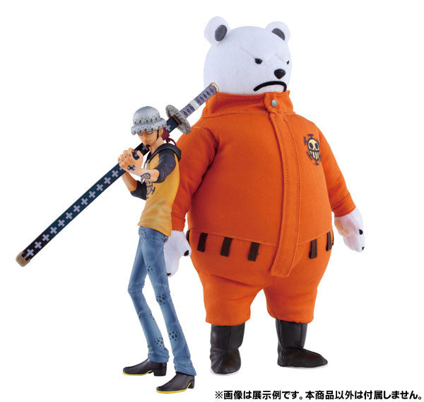 One Piece P.O.P Stuffed Collection Bepo