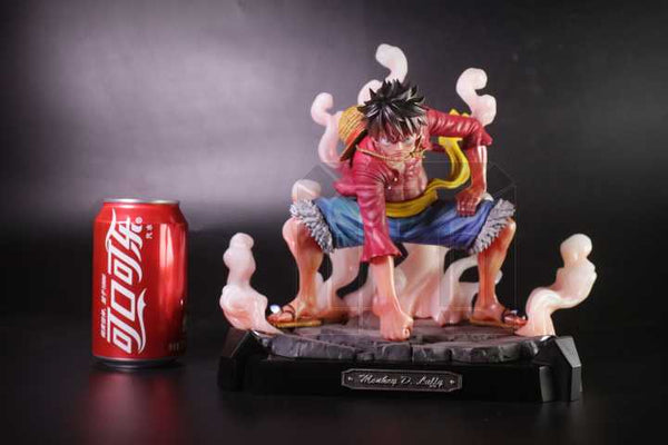 [PO] One Piece Model Palace 1/6 Monkey D. Luffy Gear Second Resin Statue