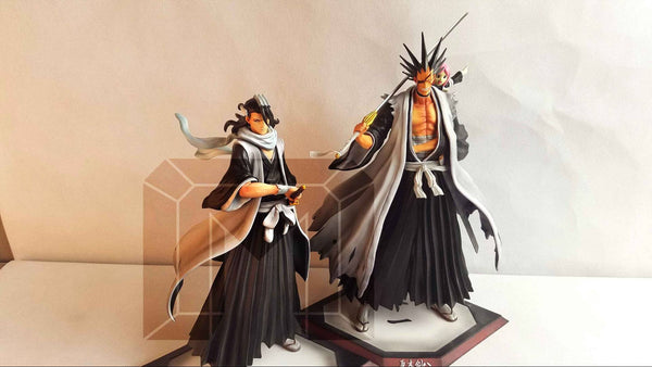 Bleach Model Palace DTALL-004 6th Division Kuchiki Byakuya Resin Statue