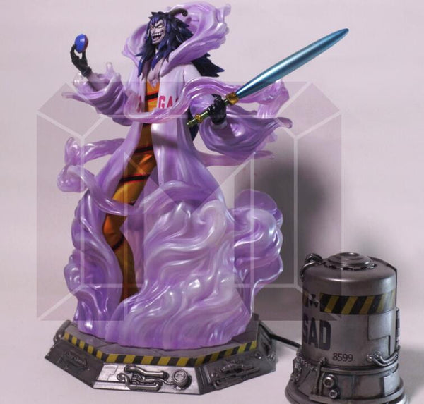 One Piece Model Palace 2nd Anniversary Special Caesar Clown Resin Statue