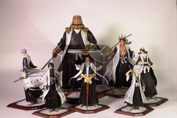 Bleach - Model Palace - 3rd Division Captain Gin Ichimaru Resin Statue