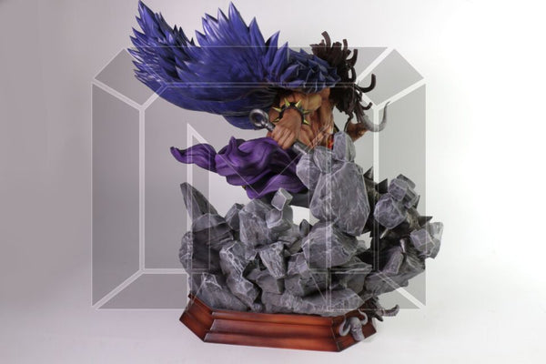 [Back Order] One Piece Model Palace Yonko Kaido Resin Statue