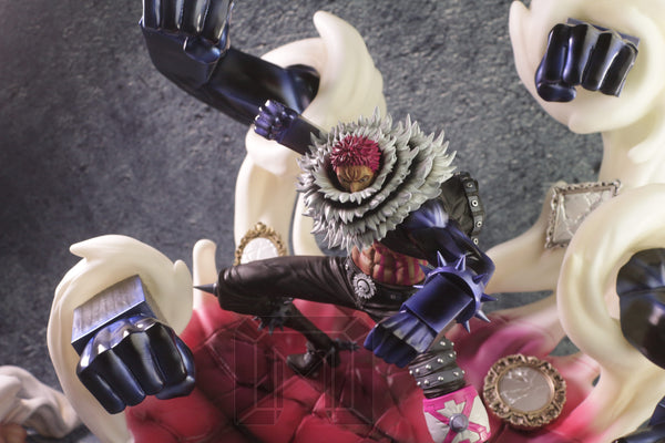 [PO] One Piece - Model Palace - Charlotte Katakuri Resin Statue