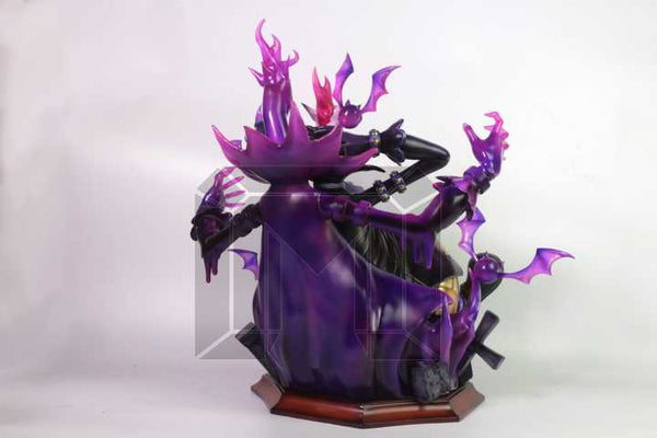[Back Order] One Piece - Model Palace - Shichibukai Gecko Moria Resin Statue