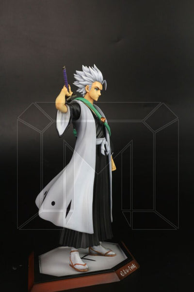 Bleach Model Palace 10th Division Toshiro Hitsugaya Resin Statue