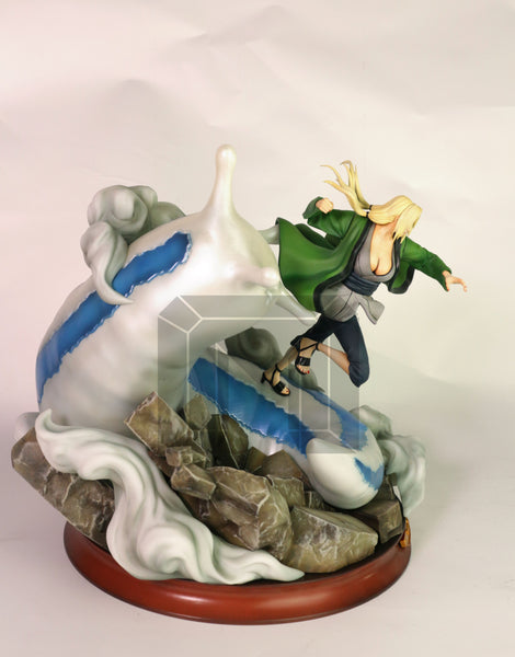[PO] Naruto Shippuden - Model Palace - Legendary Sannin Tsunade with Katsuyu Resin Statue