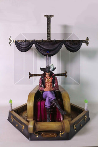 [PO] One Piece Model Palace Shichibukai Dracule Mihawk Resin Statue