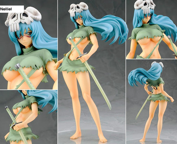 Bleach Alpha x Omega Neliel & Hiyori (Set of 2)
