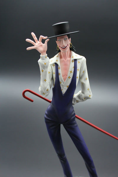 One Piece Mobius Laffitte Resin Statue