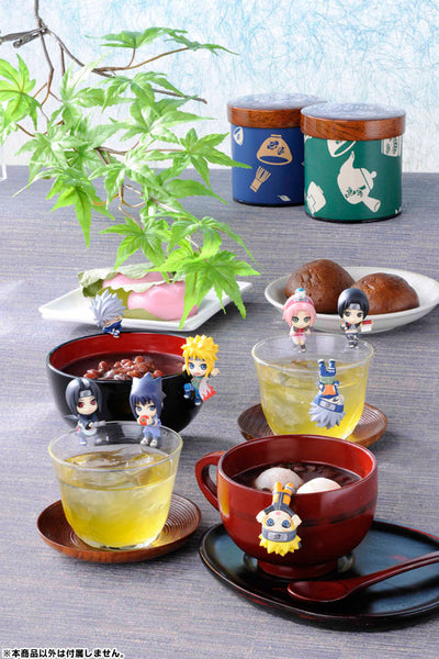 Naruto Shippuden Megahouse Ochatomo Series ~Konoha no Break Time~ (Box of 8)
