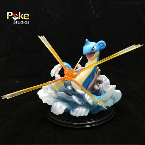 Pokemon Poke Studios Lapras Resin Figure