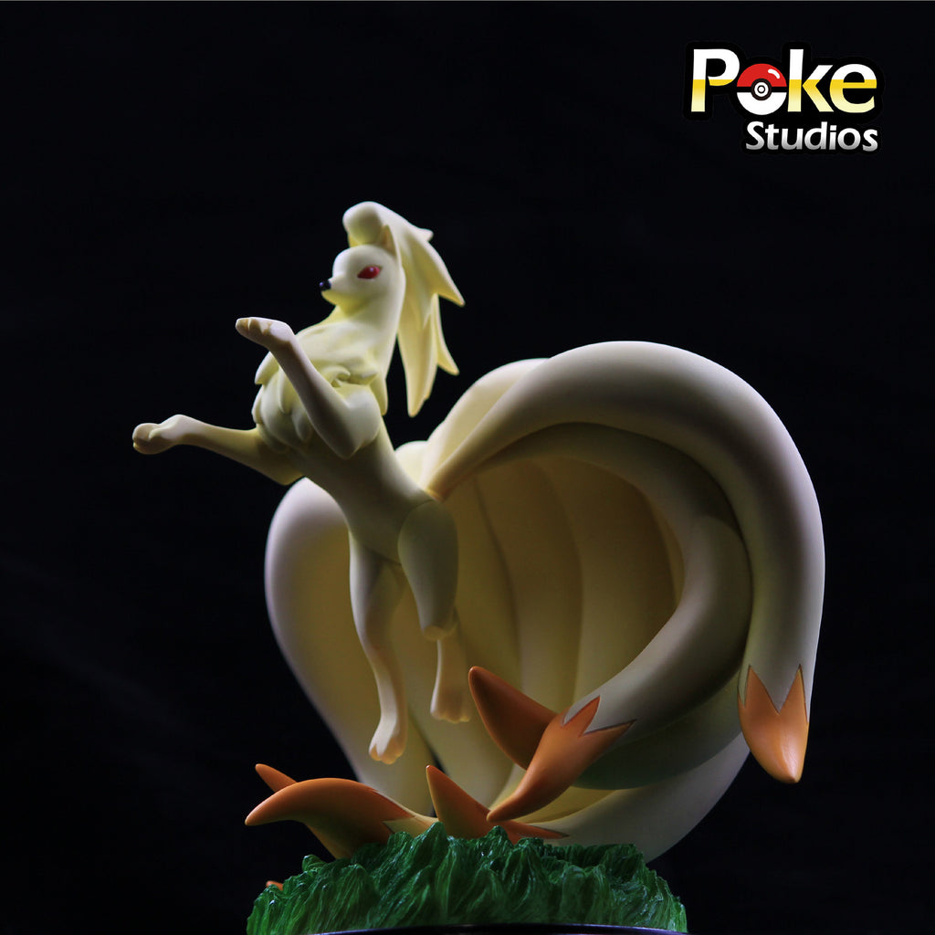 Pokemon Poke Studios Ninetales Resin Figure