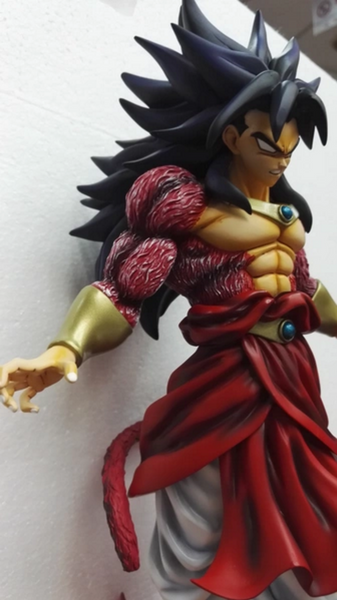 [PO] Dragon Ball Super Saiyan 4 Broly Resin Statue