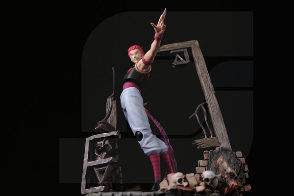 [PO] Hunter x Hunter - Simple Workshop - Hisoka Morow Resin Statue
