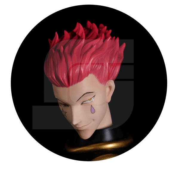 [Back Order] Hunter x Hunter - Simple Workshop - Hisoka Morow Resin Statue