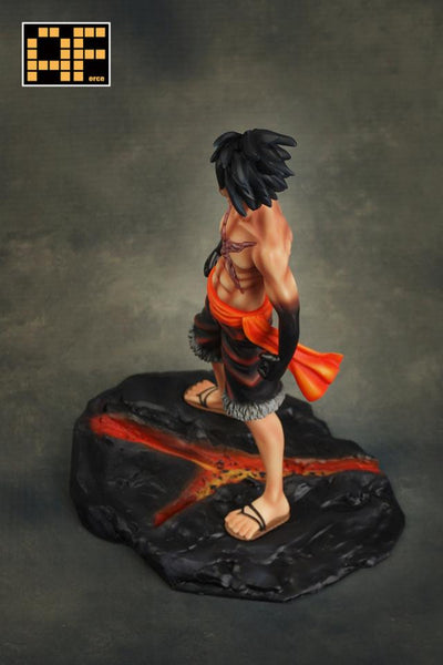 One Piece AForce F001 Monkey D. Luffy Resin Statue