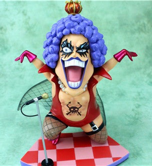 One Piece Zero Tribe Emporio Ivankov Resin Statue (Tentative)