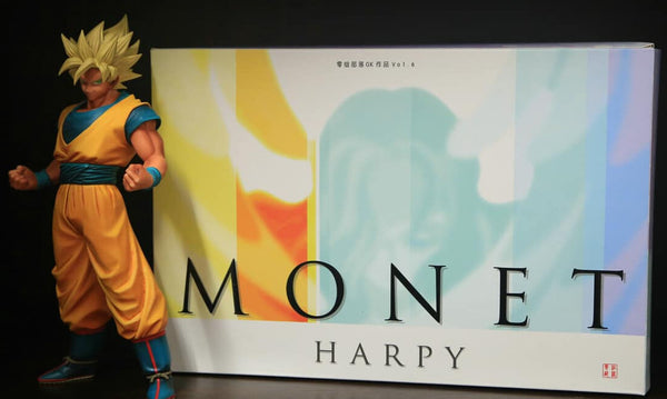 One Piece Zero Tribe Monet Resin Statue