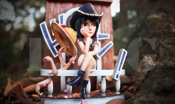 [Back Order] One Piece - THG Studio - First Appearance SD Series 002 Nico Robin Resin Statue