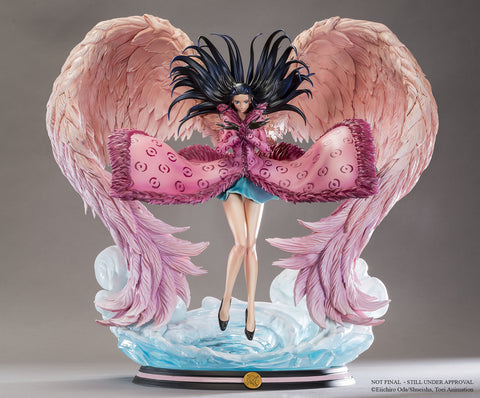 One Piece Tsume Art HQS Nico Robin Resin Statue