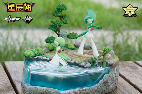 Pokemon Xing Chen Ge Valentine 2 Gardevoir and Gallade