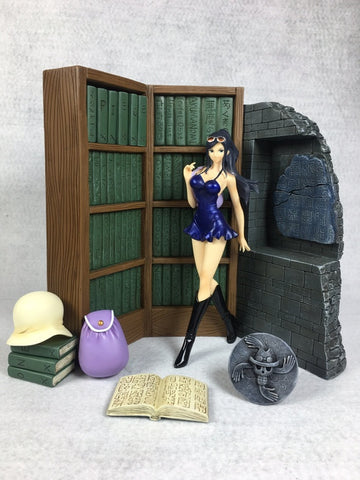 [PO] One Piece Zhe Men Nico Robin Accessories Set